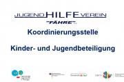 Logo Koordinierungsstelle Kinder- und Jugendbeteiligung